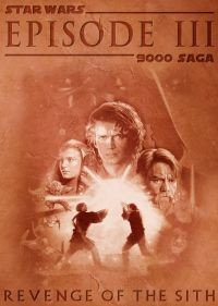 Star Wars - Episode III: Revenge of the Sith (9000 Saga)(Old)