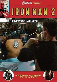 Iron Man 2: At the Core of It