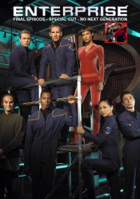 Enterprise Finale - No Next Generation: These Are The Voyages