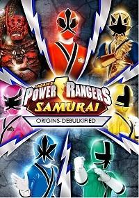 Power Rangers Samurai - Origins (Debulkfied)