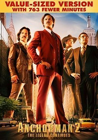 Anchorman 2: The Legend Continues (Value-Sized Version)