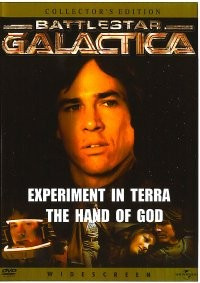 Battlestar Galactica: Experiment In Terra / The Hand Of God